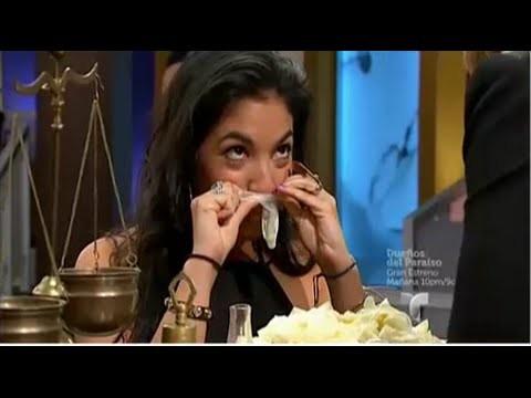 Mujer huele condones con semen  para dejar de fumar | Caso Cerrado Capitulo Completo 2015