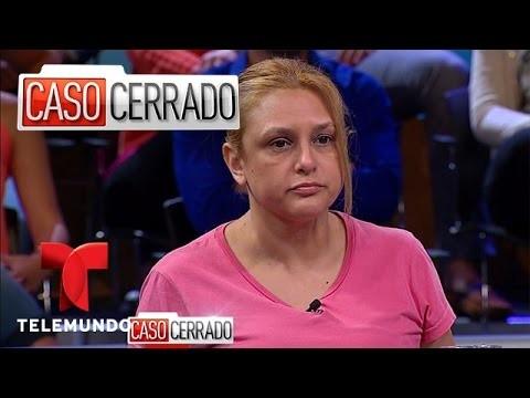 Mujer exconvicta quiere recuperar a su hijo | Caso Cerrado | Telemundo