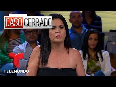 Infidelity among friends | Caso Cerrado | Telemundo