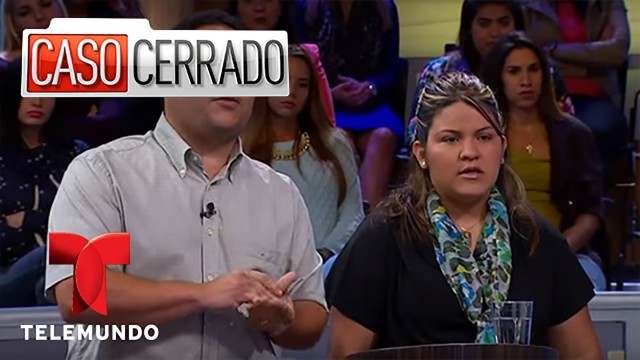 15 y malandro | Caso Cerrado | Telemundo