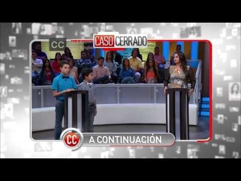 DESCUBREN QUE SU MADRE ES UNA PROSTITUTA CASO CERRADO 2016 SUSCRIBETE A MI CANAL