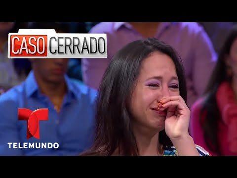 Plastic Surgery Turned Accidental Drug Trafficking  Caso Cerrado   Telemundo English