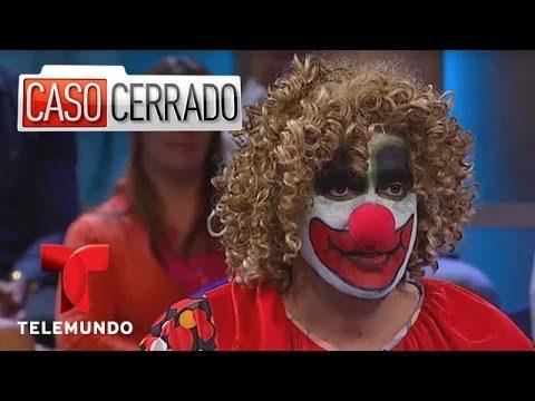 The Clown | Caso Cerrado | Telemundo English