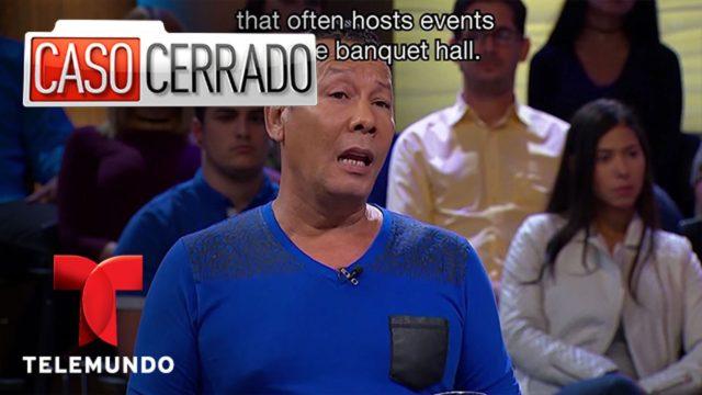 Caso Cerrado   Gay Wedding Canceled   Telemundo English