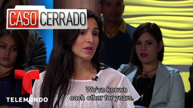 Caso Cerrado | She Cheated On Him With A Woman | Telemundo English