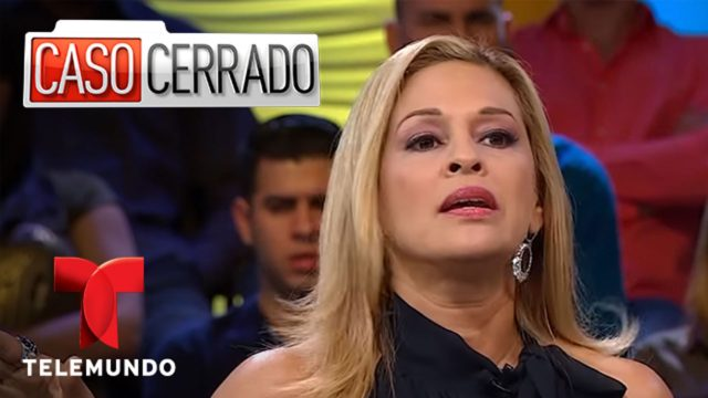 Caso Cerrado | Spanish Voice Fetish ? | Telemundo English