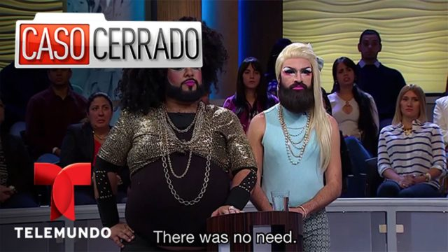 Caso Cerrado | Trans Girls Booted From Beauty Pageant ?| Telemundo English