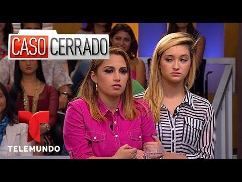 Hija Odia Hombres, Casos Completos   Caso Cerrado   Telemundo