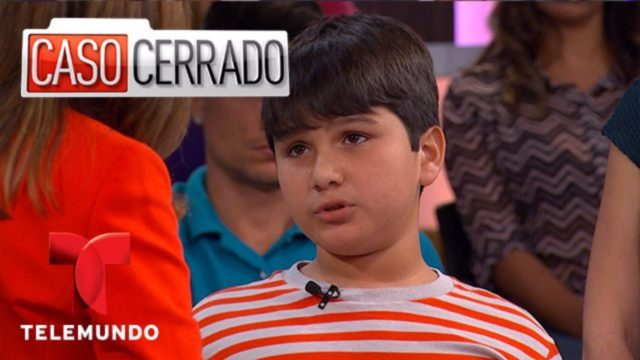 Niño Quiere Ser Niña, Casos Completos | Caso Cerrado | Telemundo