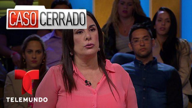 Homofobia vs renta  Caso Cerrado   Caso Cerrado   Telemundo