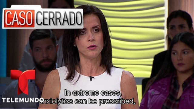Caso Cerrado | Self Harm During Sleep 🔪 | Telemundo English