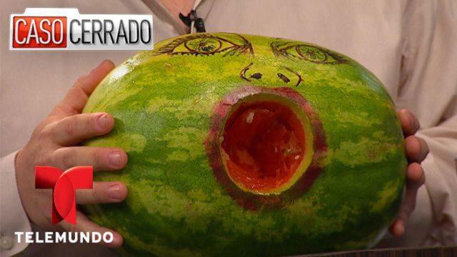 Enamorado de un melón, Casos Completos | Caso Cerrado | Telemundo