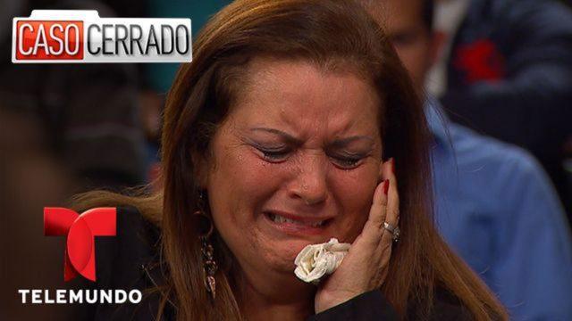 La mujer que engaña a sus hijos, Casos Completos | Caso Cerrado | Telemundo