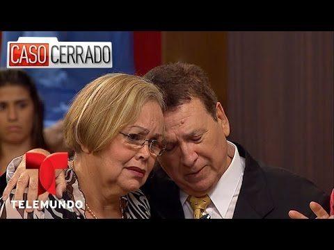 Mamá y papá se van a suicidar, Casos Completos | Caso Cerrado | Telemundo