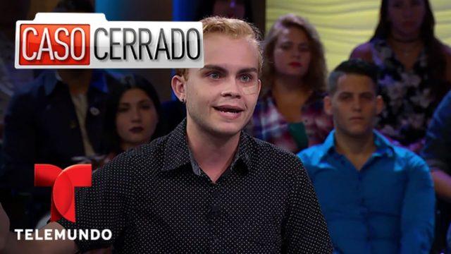 Papá pro-gay | Caso Cerrado | Telemundo
